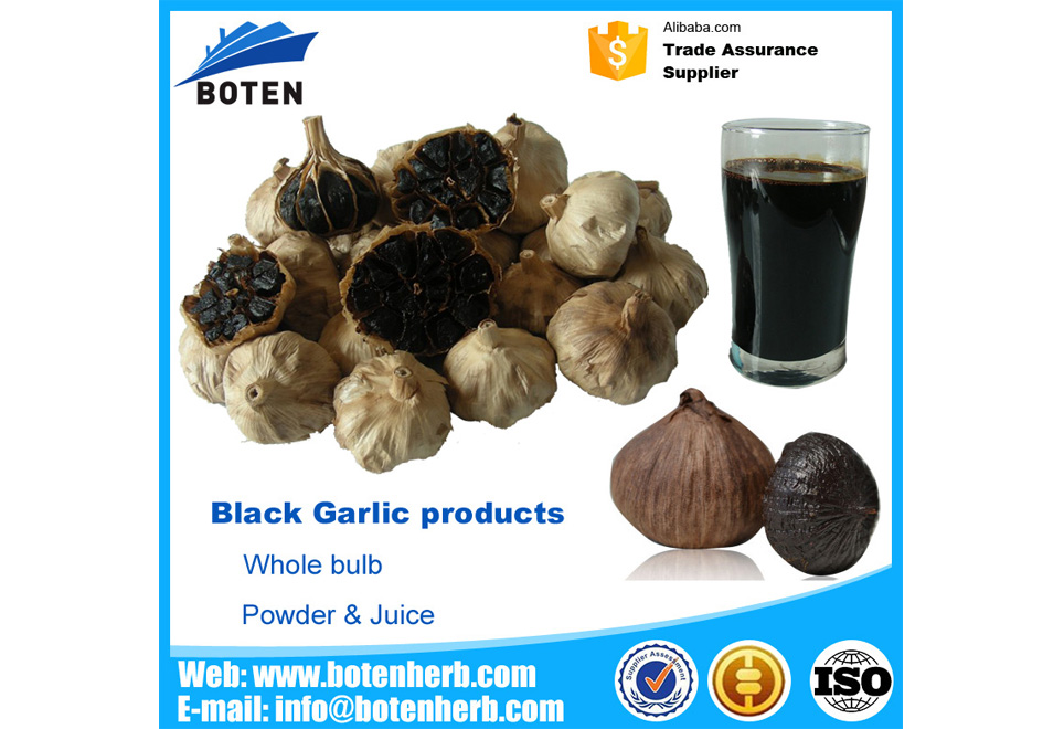 Aged Black Garlic